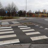 Kirkonkylän uusitut asfaltit ihastuttavat