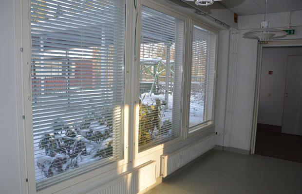 Entisessa osasto kahdeksassa on keväällä tarjolla asuntoja hyväkuntoisille vanhuksille, jotka jaksavat vielä huolehtia itsestään, mutta eivät halua asua yksin. Kuva: Susanna Mattila