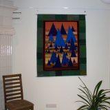 Harvinaista taidetta Athos-Säätiön kartanossa