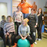 Hyvinvointiyrittäjät avasivat yhteisen liiketilansa – nimeksi Lammin Koppi