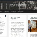 Lammin Kotiseutulehti on saanut verkkosivut