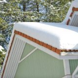 LÄHITAPIOLA: Tarkkaile katolle kertyvän lumen määrää sortumavaaran vuoksi