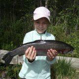 Vapapäivän ennätys Evolla: Niemisjärvillä kalasti 180 nuorta