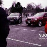 Herra Vuoret on julkaissut ensimmäisen musiikkivideonsa