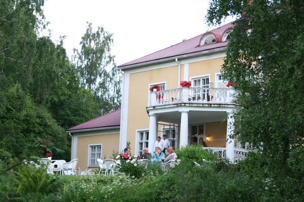 Wuolteen kartano vuoden 2015 Herkkujen yössä kuvattuna. Kuva: Susanna Mattila