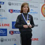 Anni Saarenpäälle pronssia Kultahippukilpailuissa