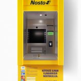 Nosto-automaatilta voi nostaa rahaa kaikkien pankkien korteilla