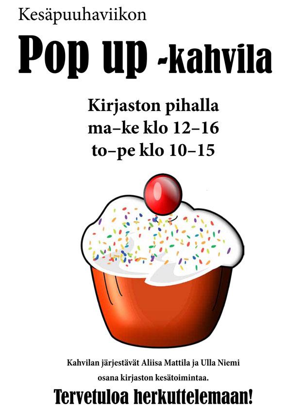 Pop Up Kahvila