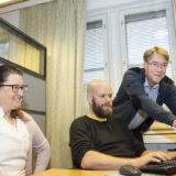 Hämeen maakunnallinen yrittäjäpalkinto 2021 Triplan Oy:lle