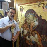 Laaja ikoninäyttely Athos-Säätiön tiloihin