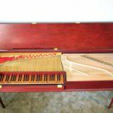 Bachin lempisoitin, klavikordi soi Panagiassa