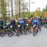 Ensimmäisessä Evo Trail Weekendissä ulkoili lähes 600