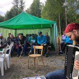 LAMMI-VIIKKO: Evon lauluilta kokosi 40 laulamaan