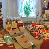 Joulun tunnelma löytyy joulumyyjäisistä