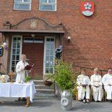Yli 200 juhli helatorstaita ja reformaatiota Turvantalolla