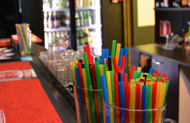 Hovin disko on auki sekä perjantaina että lauantaina. Pubin puolella lauletaan karaokea. Kuva. Susanna Mattila