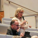 Hämeenlinnan kokoomus tukee Miia Antinia piirin johtoon
