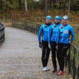 Hämeenlinnan Hiihtoseuran naiset odottavat jo kisakauden avausta