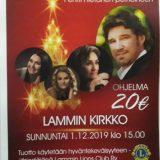 Joulun Hengessä -joulukonsertti