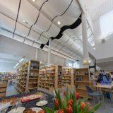 Lammin 30-vuotias kirjasto on edelleen kaunis ja toimiva