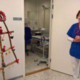 Fysioterapiaa Tuulosessa ja uusi vastaanotto Lopelle