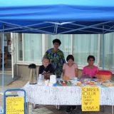 Viidesluokkalaisten pop up -kahvila palvelee koko viikon