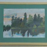 Kolmekymmentäkolme maalausta Pääjärven rannoilta