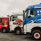 Kuorma-autot tunnustavat väriä