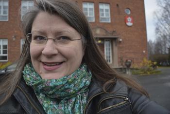 Susanna Mattila päätoimittaja, Lammille.fi