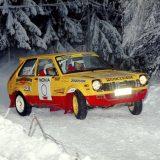 Lammin Ikkunat ja Ovet -ralli avaa Historic Rally Trophyn