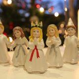 Lucia-kulkue valaisee Lamminraittia perjantaina
