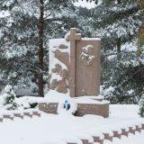 Talvisodan päättymisen muistopäivän vietto Hauholla